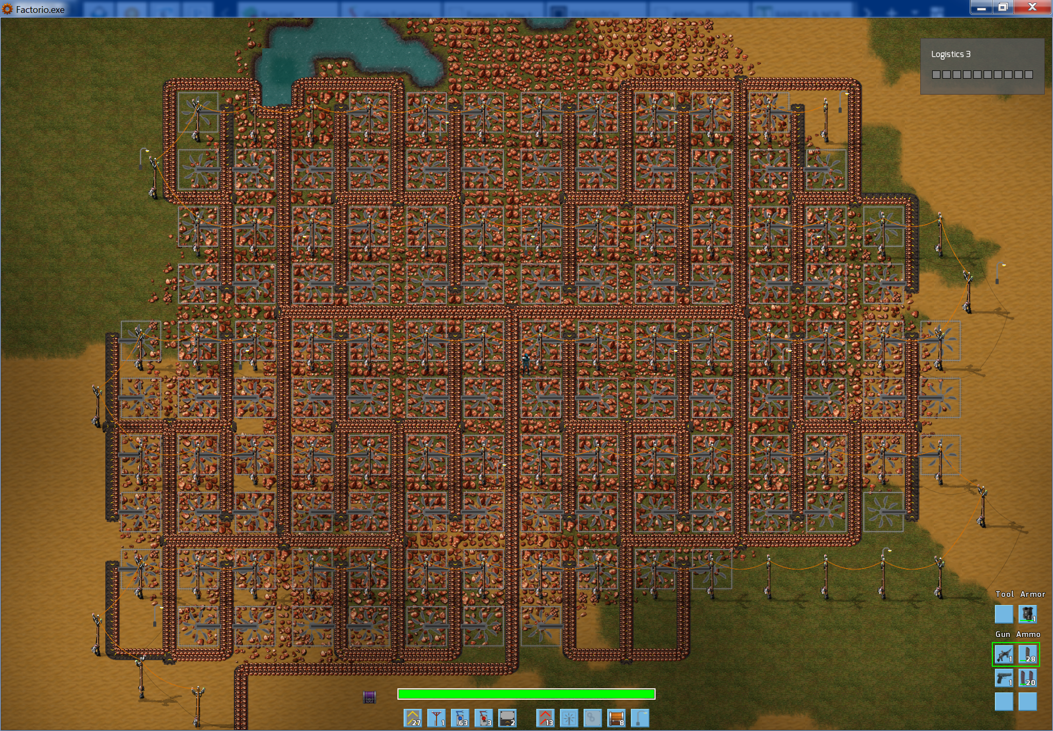 Factorio: The perfect game for a certain type of person
